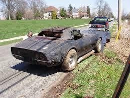 corvette junkyard california corvette c3 salvage picture collection