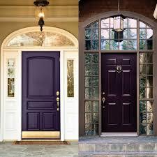Front Door Painted by Behind The Big Green Door Painted Front Door Inspiration