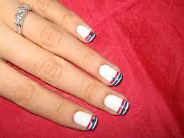 nail design center simple july 4th nail designs