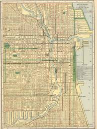 Map Of Chicago Downtown by The Usgenweb Archives Digital Map Library Hammonds 1910 Atlas