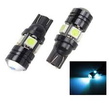Led Car Lights Bulbs by 168 921 T10 5050 4smd Car Led Bulbs Professional Automotive Lighting