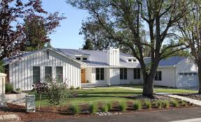 Ranch Style Bungalow This Is A Remodel That Included A 2nd Story Addition Dormer Style