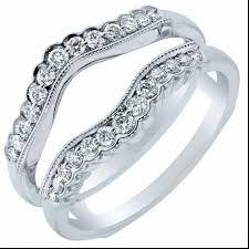 Wedding Ring Wraps by Wedding Rings Princess Cut Engagement Rings Wedding Band Wraps