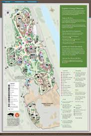 chicago zoo map mapcraft custom cartography lincoln park zoo