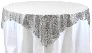 koyal wholesale 405009 square sequin tablecloth 72 by
