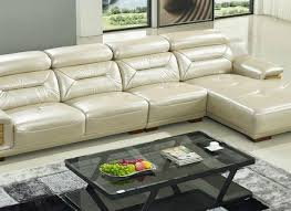 Latest L Shaped Sofa Designs Nice Living Room Design With L Shape Leather Sofa Seat And Pattern
