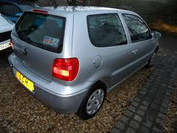 volkswagen polo 1 4 match 3dr manual 2001 51 reg in silver only 1