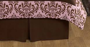 Purple U0026 Pink Teen Bedding by Pink And Chocolate Nicole Childrens And Teen Bedding Set 4 Pc