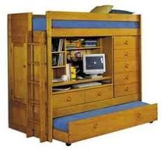 bunk bed with desk dresser and trundle rustic kitchen cabinets are beautiful additions for any kitchen