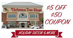 tree shops coupon 5 50
