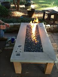 Diy Gas Fire Pit by Firepits Decoration How To Build A Gas Fire Pit Using Propane