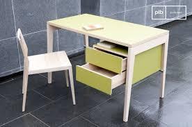 Bureau Design Meuble Vintage Pib Bureau Vintage