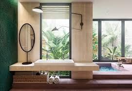 Tropical Bedroom Designs Bedroom Designs Tropical Bedroom Toilet Oval Standing Mirror Wide