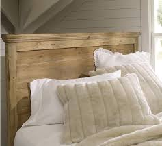 King Headboard by Headboard Pottery Barn