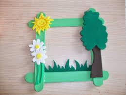 abeslang and eva frame crafts for kids pinterest craft and