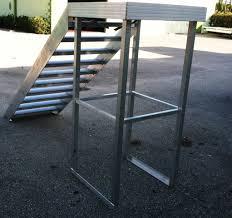 aluminum ramps gangways stairs atlantic aluminum marine
