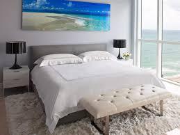 clean contemporary master bedroom benjamin cruz hgtv