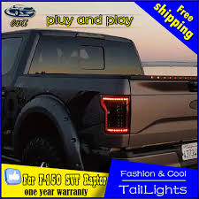 2016 f150 led tail lights car styling tail l for ford raptor f150 2015 2016 tail lights led