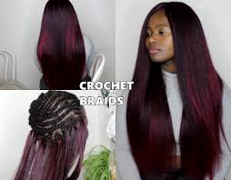 hairstyles for crochet micro braids hairstyles how to do neat crochet braids youtube