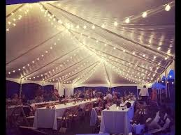 cafe string lights wedding rentals kentucky youtube