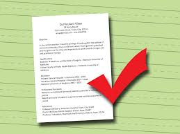 free how to write a resume how to write a resume wikihow free resume example and writing how to write a resume wikihow free resume example and writing download
