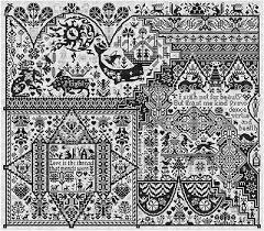 slers after cross stitch pattern