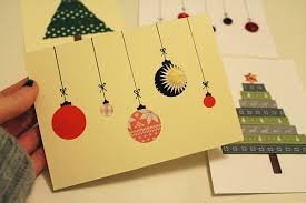 the best christmas card ideas to make birthday with christmas card