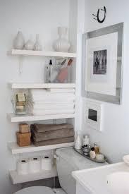instant bathroom shelves for decorating system we bring ideas