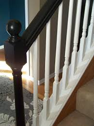 Painting A Banister White 137 Best Painting Banisters Images On Pinterest Banisters