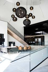Best  Black Interiors Ideas On Pinterest Black Home Black - Modern interior designs for homes
