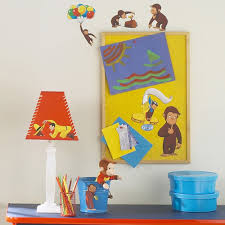curious george wall stickers large monkey decals