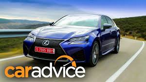 first lexus model lexus gs f review first drive youtube