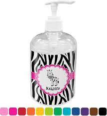 personalized soap zebra bathroom accessories set personalized potty patty