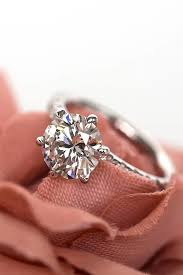 simple wedding rings 24 simple engagement rings for who classic oh so