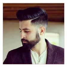 black men hairstyles fades along with modern pompadour faded hair