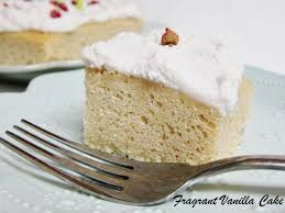 simple vegan vanilla bean cake fragrant vanilla cake bakery
