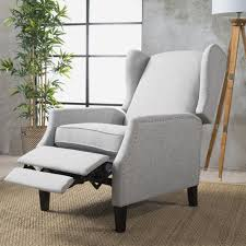 Wingback Recliners Chairs Living Room Furniture Living Room Top Wingback Recliners Chairs Living Room Furniture