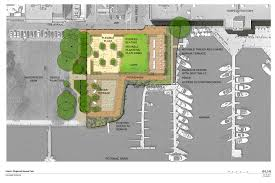 interim fitzgerald square project waterfront plan implementation