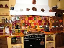 carrelage mural cuisine provencale carrelage mural cuisine provencale en 13 13 avec decors relief img