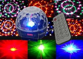 led disco ball light remote dmx led mirror disco ball party light magic led light high