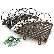 Wrought Iron Wall Shelves Compare Prices On Iron Corner Shelf Online Shopping Buy Low Price