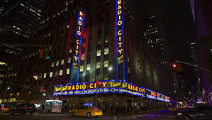 radio city music hall official site new york city