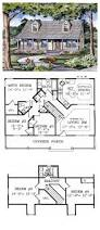 Cape Cod House Design by 293 Best Home Design Blueprints Images On Pinterest House Floor
