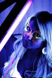 25 best glow run ideas on pinterest neon sweet 16 neon face