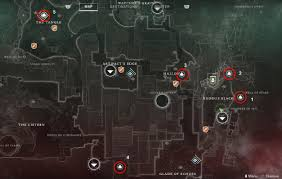 Treasure Maps Destiny 2 Cayde 6 Nessus Treasure Map Guide Dulfy