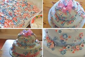 Home Made Cake Decorations by Stuff I Make Bake And Love Homemade Christening Cake