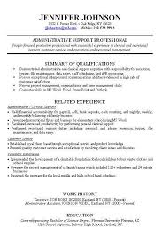 Skills Of A Caregiver For Resume Work History Resume Example Resume Example And Free Resume Maker