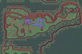World Time Map Zelda Ocarina Of Time U0027 World Recreated In Top Down 2d The Verge