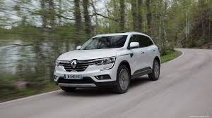 renault paris cars desktop wallpapers renault koleos initiale paris 2017