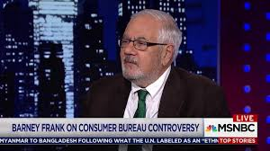2020 Other Images Barney And by Barney Frank On Trump Chaos At Consumer Bureau Msnbc